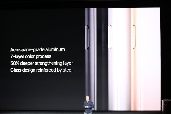 TRỰC TIẾP: iPhone 8 và iPhone 8 Plus đã chính thức ra mắt - Ảnh 3.