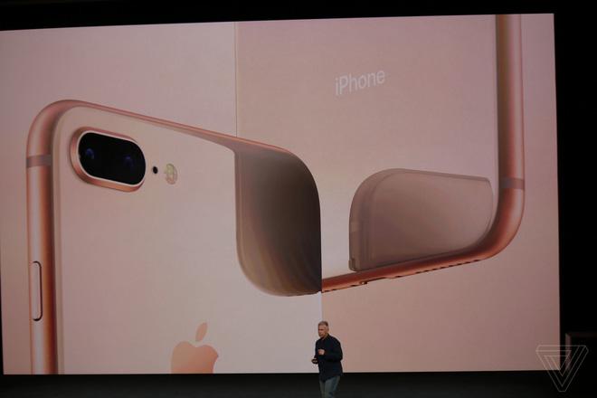 TRỰC TIẾP: iPhone 8 và iPhone 8 Plus đã chính thức ra mắt - Ảnh 2.