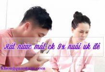 nuôi vợ đẻ đáng thương