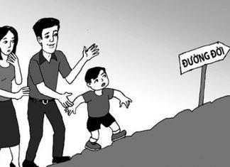 cách dạy con
