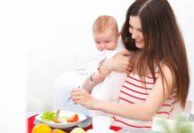 dinh dưỡng cho con