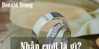 nhẫn cưới là gì